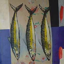 1001 - 3 makrelen - Glicée