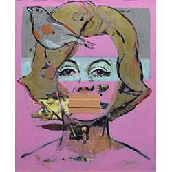 1021 - Marilyn Monroe - Glicée
